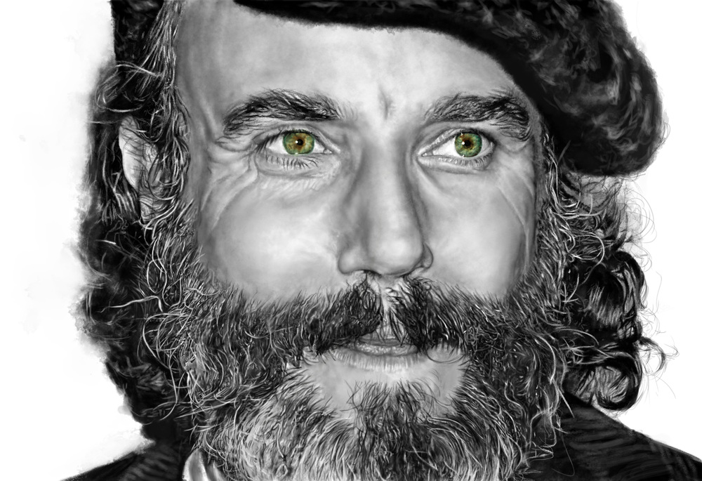 Daniel Day Lewis - Digital