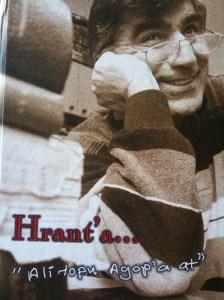 Livre hommage à Hrant Dink.