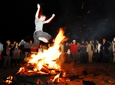 Célébrations de Norouz
