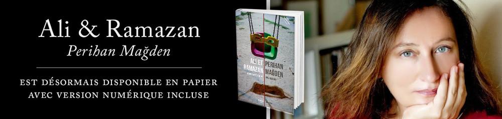 Ali et Ramazan, le roman de Perihan Magden, est enfin disponible en français. Photo de l'auteur ©Muhsin Akgün