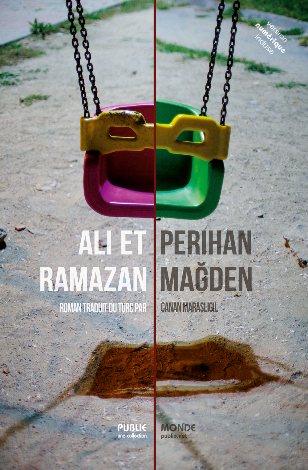 Couverture de  Ali et Ramazan . Photo ©Annakarin Quinto.
