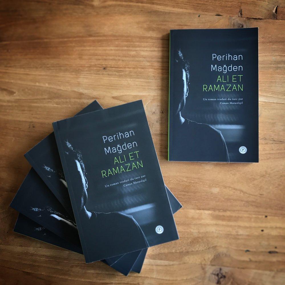 Ali et Ramazan , le roman coup de poing de Perihan Magden, est enfin disponible en français.
