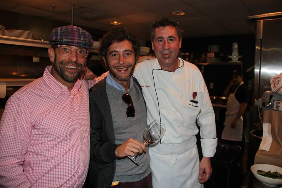 Matteo Catania of Gulfi Wines
