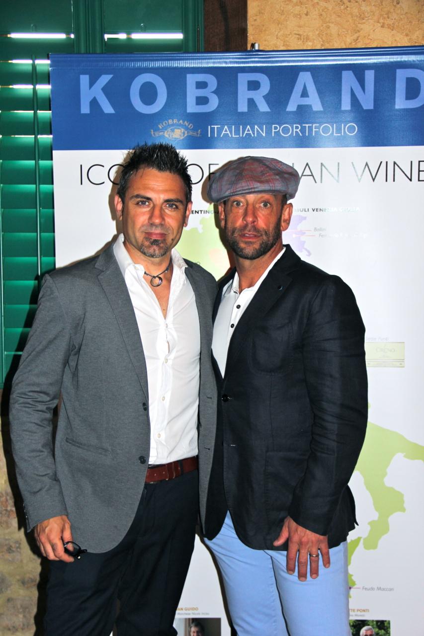 Italian Wine Specialist Massimo Galvano