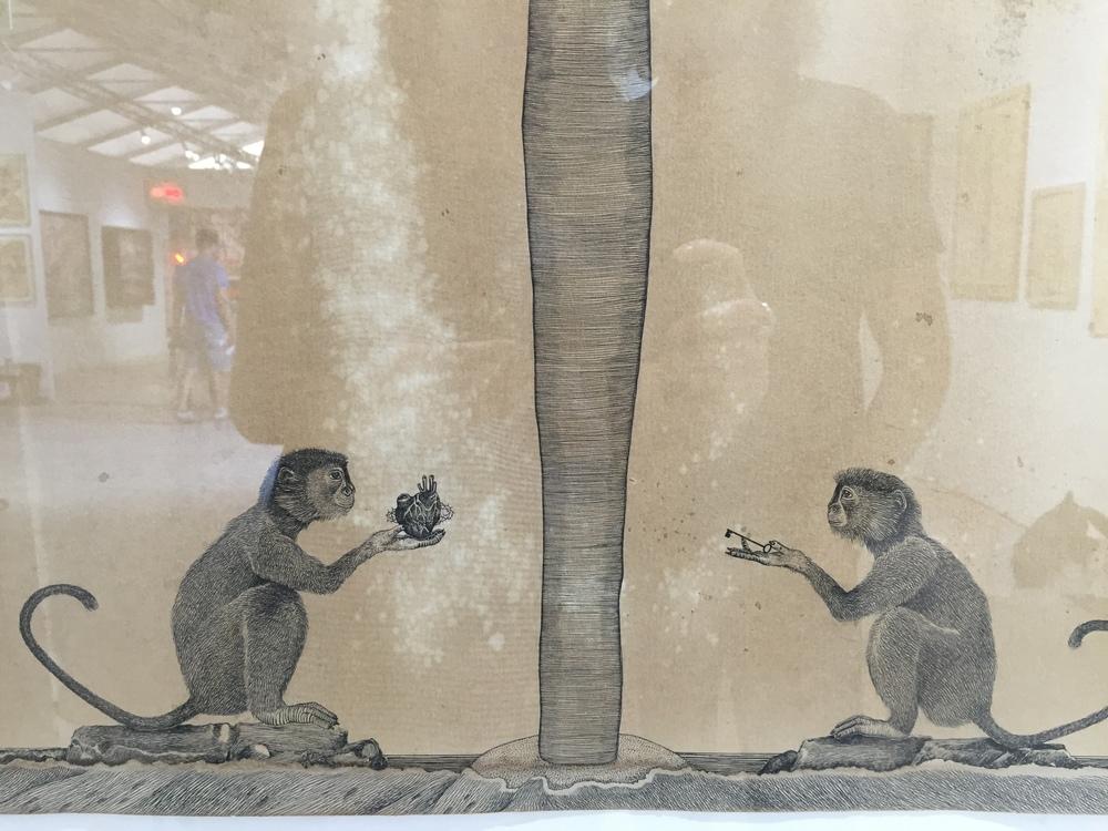 Andrea Collesano || Scope Art Fair