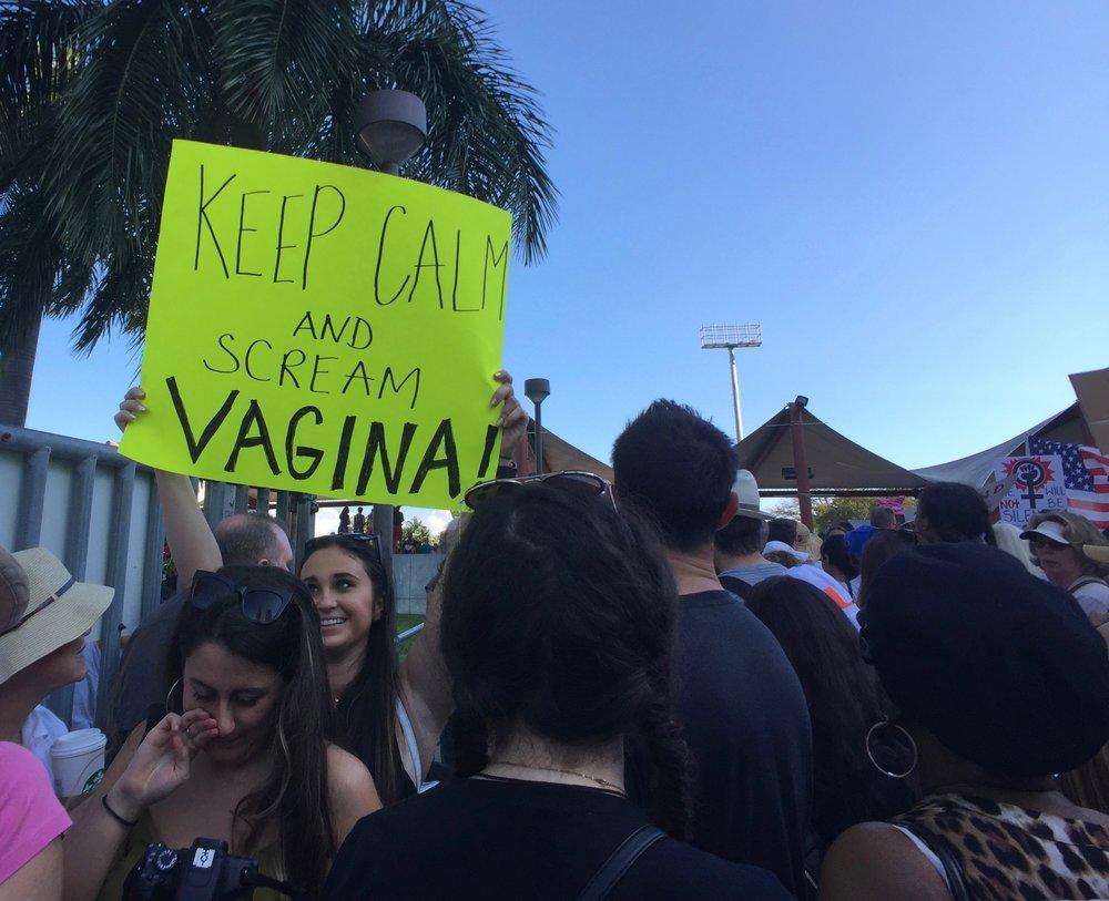 Vagina! - Miami
