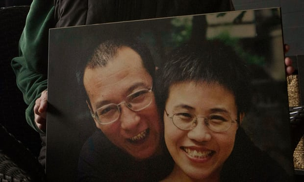 Liu Xiaobo and Liu Xia Photo by: Ng Han Guan/AP