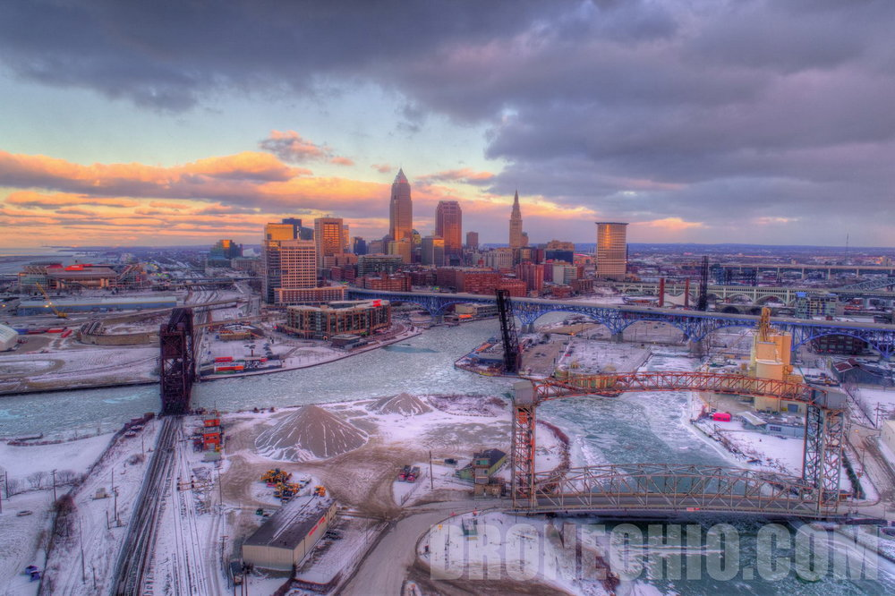 Jeff Holbury - Holbury_J_02_Cleveland_Frozen_Sunset.jpg