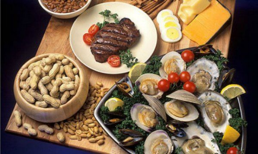 Types of foods that can provide you with Zinc