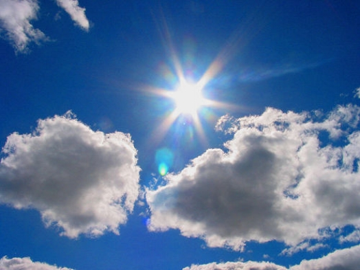 We can get sufficient amounts of vitamin D from daily sun exposure