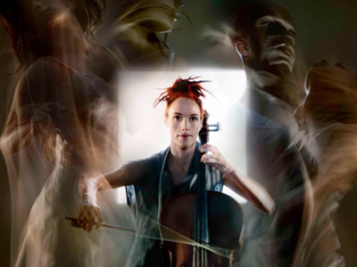 Cellist  ZOE KEATING  teams up with Magik*Magik strings to present newly orchestrated versions of her works in two shows at Great American Music Hall