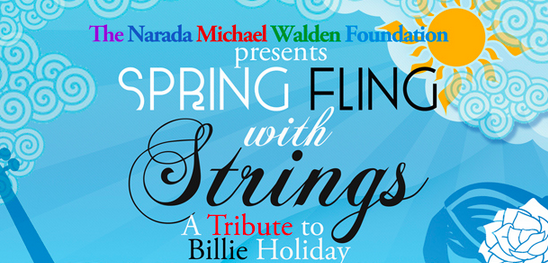 In Spring 2013, Magik provided a string orchestra for the Narada Michael Walden Foundation's  SPRING FLING WITH STRINGS , backing up young singers covering Billie Holiday tunes.