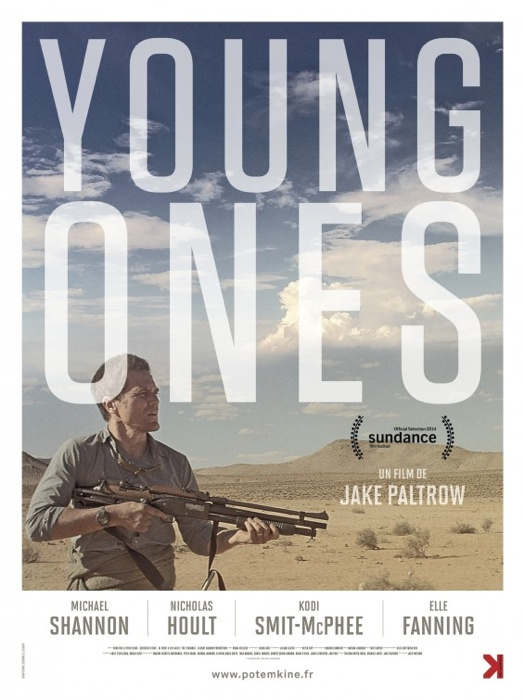 Magik*Magik strings record the original film score for YOUNG ONES directed by Jake Paltrow. Music composed by Nathan Johnson.