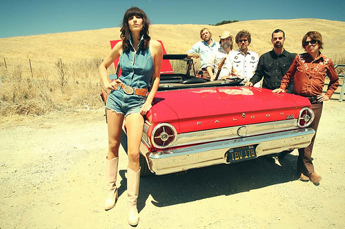 Magik*Magik heads into the studio this Summer with Nicki Bluhm & The Gramblers adding strings to their new record.