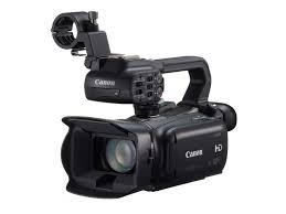 Canon XA25 HD video camera