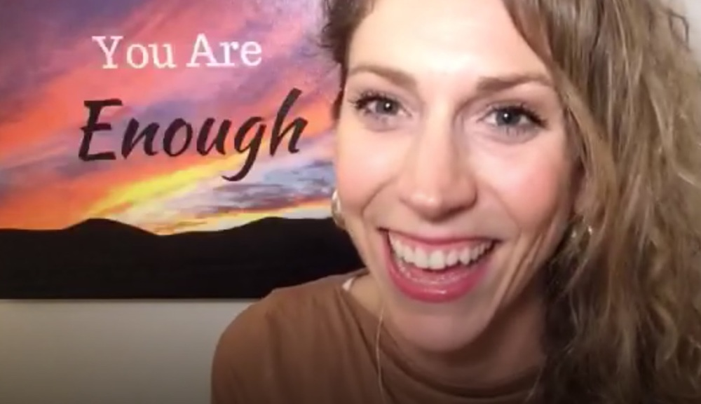 Vancouver therapist Julia Kristina (@JuliaCounsellor on Periscope).