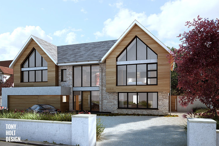 Tony Holt Design For New Build In Essex Tony Holt Design Self