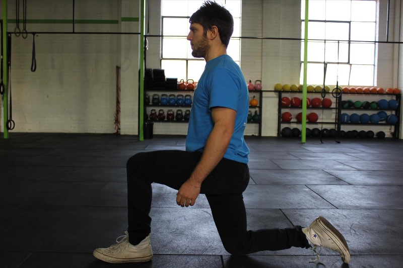 Ankle Mobilization and the Standardised Test for Ankle Dorsiflexion Range of Motion