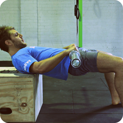 The Barbell Hip Thrust for Glut Max activation - Evolutio