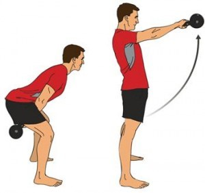 The Russian Kettlebell Swing