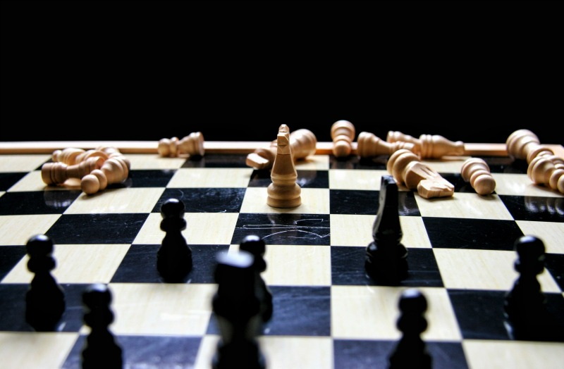 your strength gains explained in a game of chess