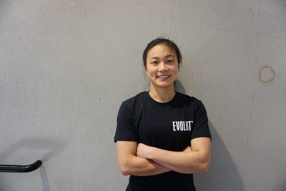 Tiffany How - Physiotherapist