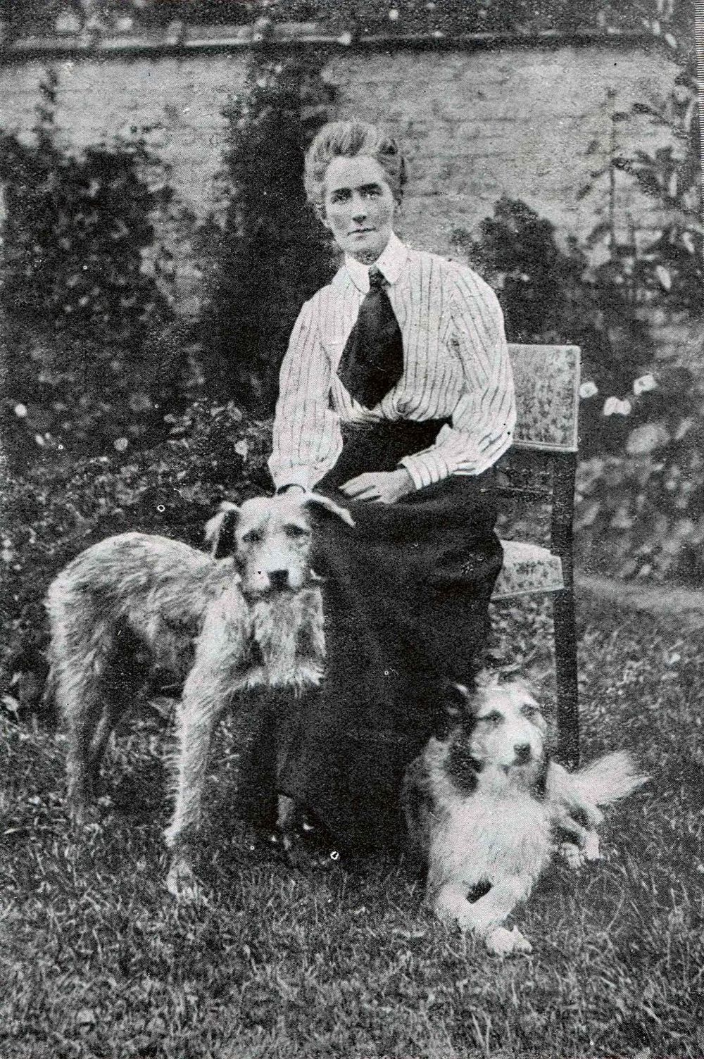 World War I heroine Edith Cavell