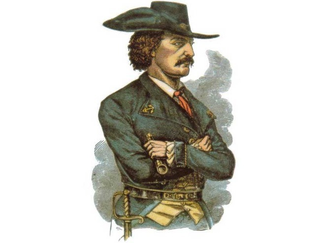 A depiction of Jean Laffite