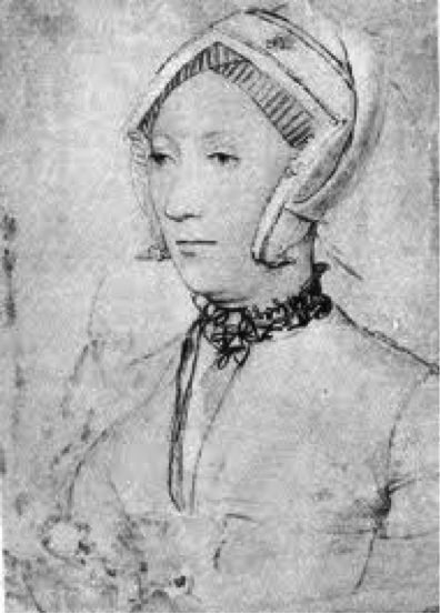Catherine Willoughby, Duchess of Suffolk.