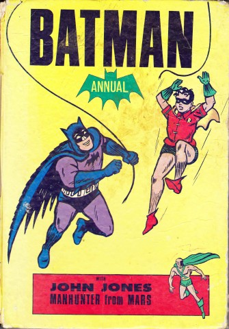 The 1967 Batman Annual. Available  here .