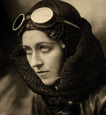 World War II pilot Amy Johnson, who crashed in mysterious circumstances.