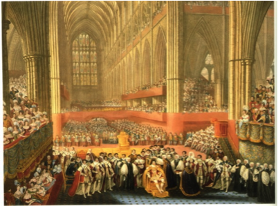 The regal and wonderful coronation of George IV.