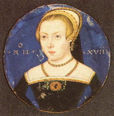 Jane Boleyn, Viscountess Rochford.
