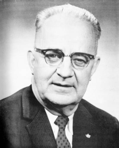 Bull Connor in 1960. Source: City of Birmingham, Alabama. Available here.