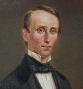 A portrait of William Walker by George Drury.
