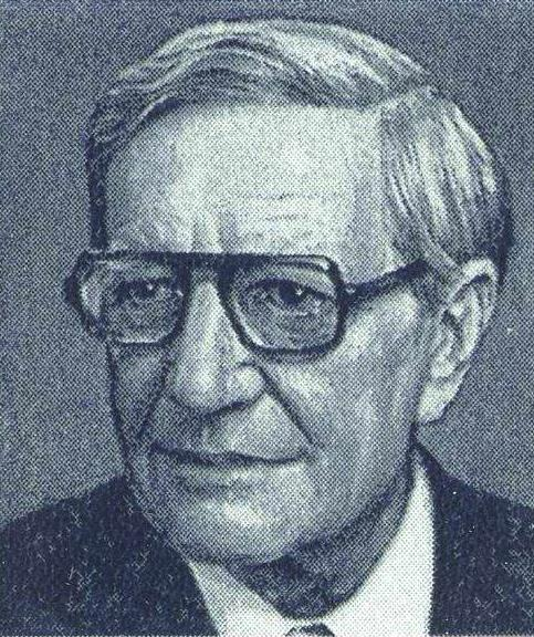 Kim Philby, an important member of British Intelligence who would later defect to the Soviet Union.