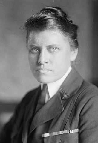 Julia Catherine Stimson in 1920.