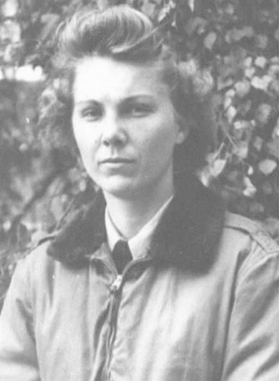 American World War Two nurse Reba Z. Whittle. Source: US Air Force, available  here .