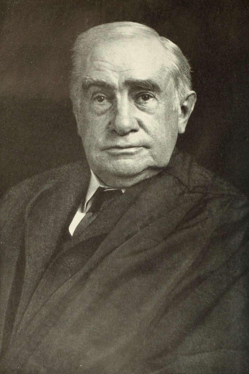 Justice Henry Billings Brown, who write the majority opinion in the Plessy v Ferguson case.