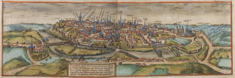 Uma Breve História de Poitiers, França - History is Now Magazine, Podcasts, Blog e Livros 1
