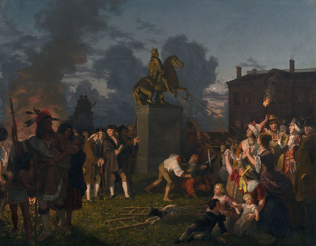 As recentes coberturas de estátua na regra da máfia ou na democracia dos EUA estão em ação?  Uma Visão da História - História é Agora Revista, Podcasts, Blog e Livros 6