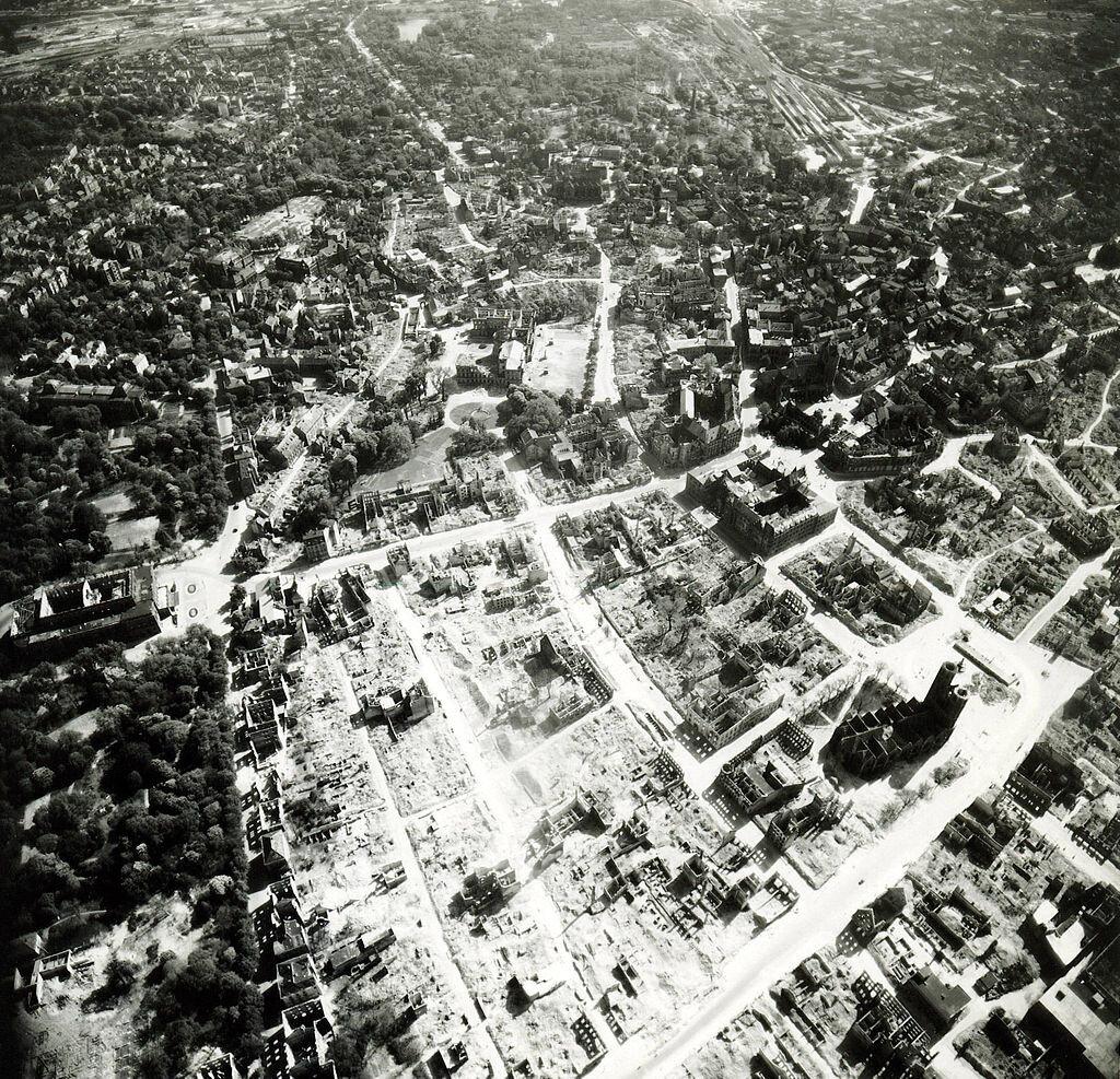 O homem que arriscou sua vida para salvar milhares de obras de arte na Segunda Guerra Mundial - História é Now Magazine, Podcasts, Blog e Livros 1