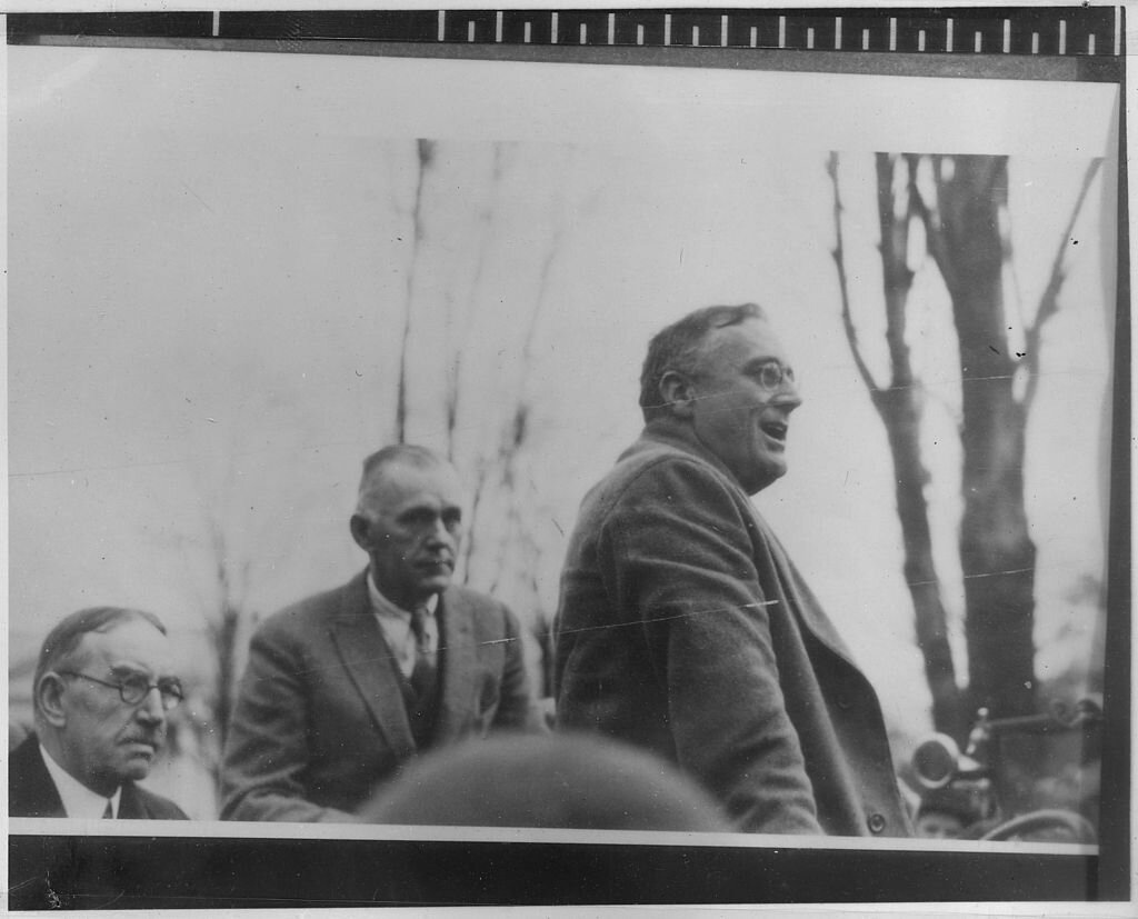 Franklin D. Roosevelt and the 1928 New York Gubernatorial Campaign – Part 2 – Accepting the Nomination — History is Now Magazine, Podcasts, Blog and Books 2