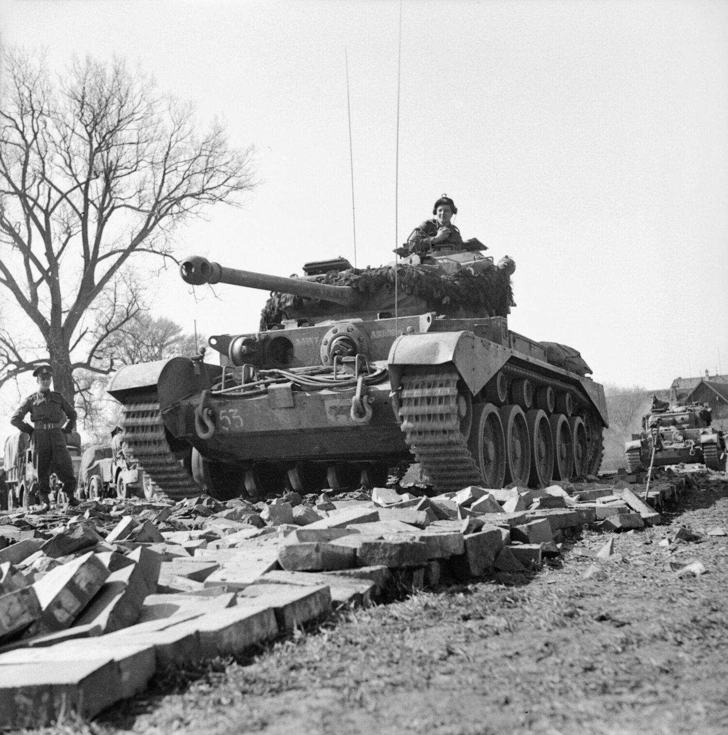 The British Comet Tank: Como isso impactou a Segunda Guerra Mundial?  - História é agora revista, podcasts, blog e livros 1