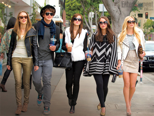 bbook: Watch the First Teaser for Sofia Coppola's New Film 'The Bling Ring' Sort of a different look for her based on this cursory glance.