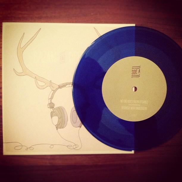 Bazan + Deerhoof, Limited to 2K (Taken with Instagram at East Nashville)