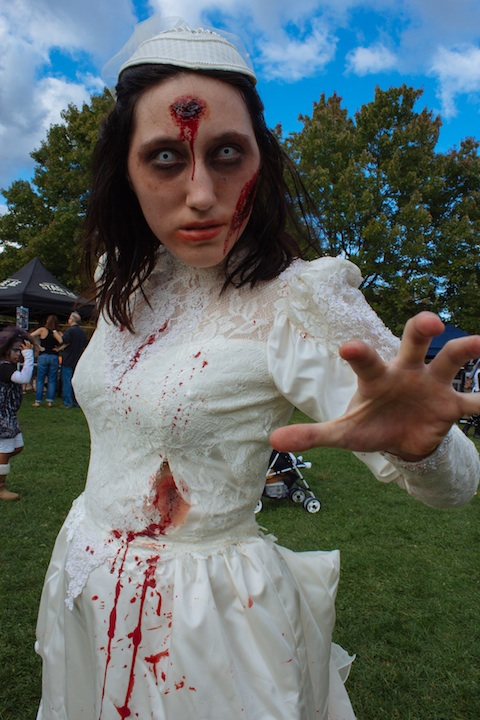 another Zombie Nurse