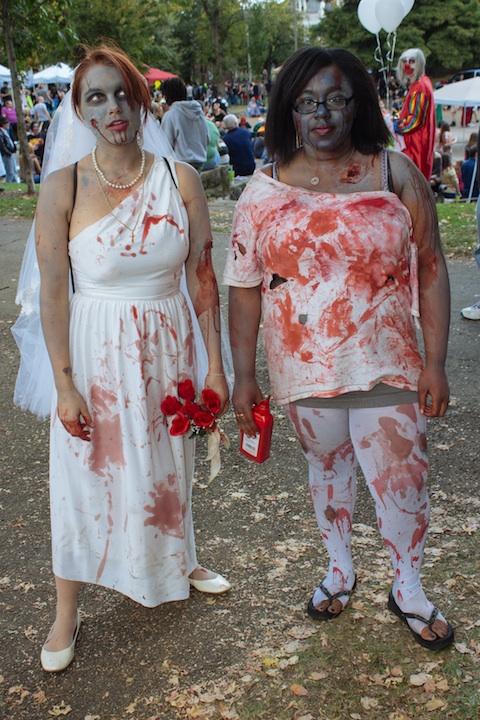 Zombie Gal Pals