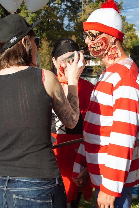 Waldo Found, Dead