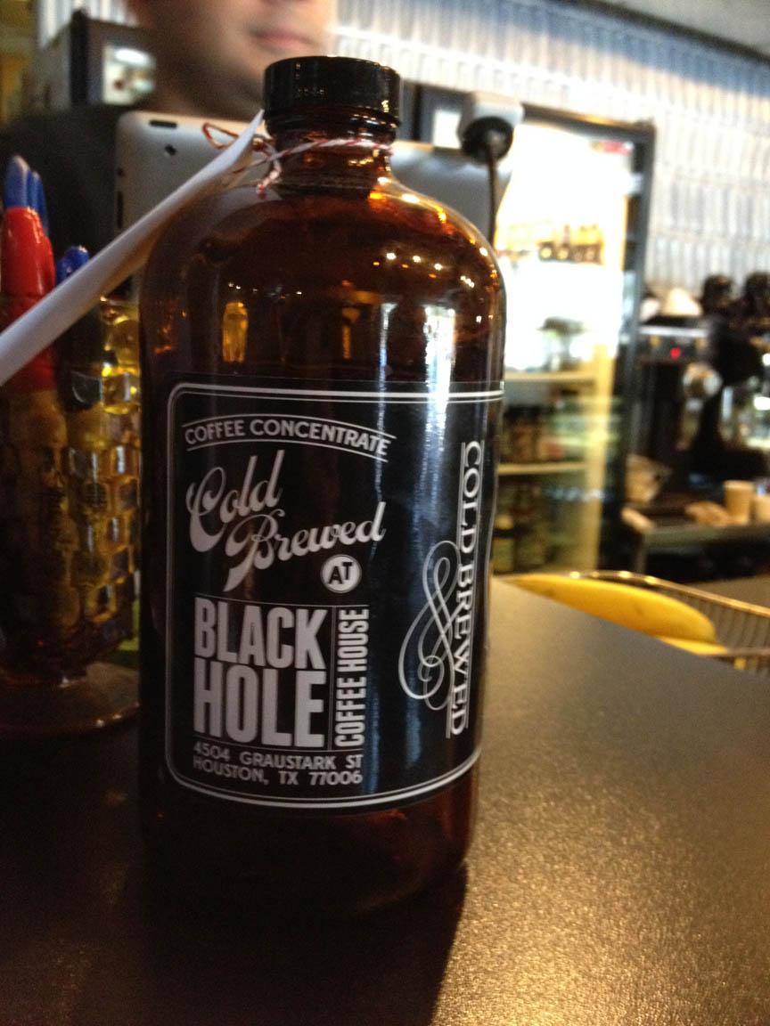 the black hole coffee house